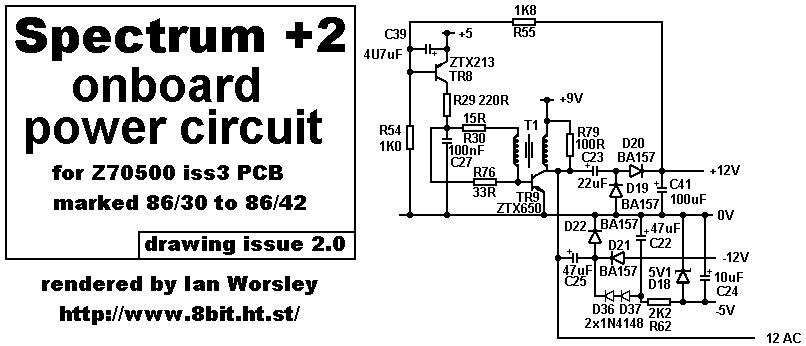 Zx Spectrum Pcb Schematics And Layout Spectrum For Everyone
